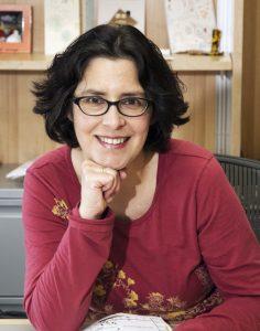 Photo of professor Catherine Fox