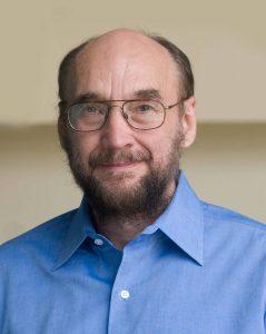 Photo of professor Bob Landick