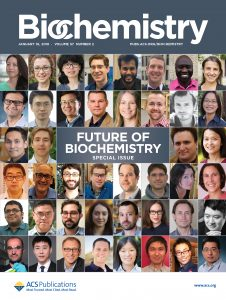 Future of Biochemistry issue cover